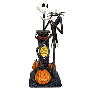 Light-Up Jack Skellington Big Figure