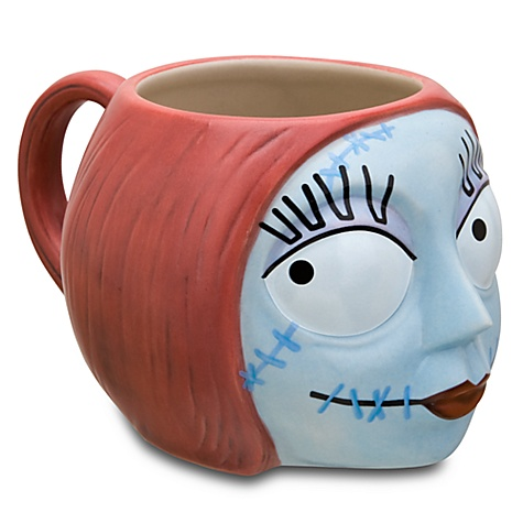 Tim Burton's The Nightmare Before Christmas Sally Mug