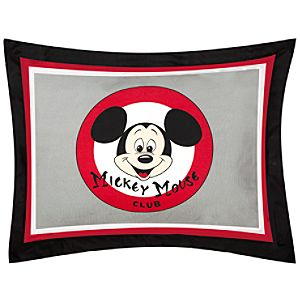 Mickey Mouse Club Sham