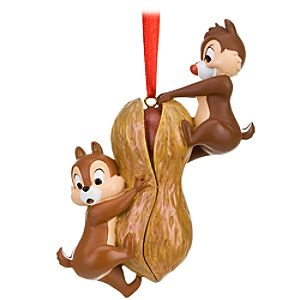 Chip an Dale Ornament