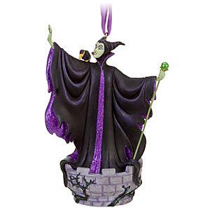 Maleficent Ornament
