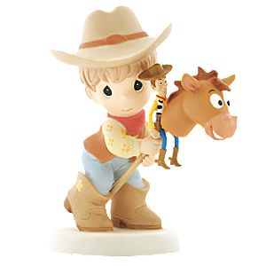 Rounding Up a Gang Full of Fun Bullseye and Woody Figurine by Precious Moments