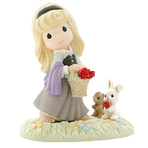 The Joy You Bring Awakens My Heart Sleeping Beauty Figurine by Precious Moments