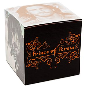 Prince of Persia Note Cube