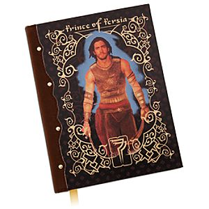Prince of Persia Journal