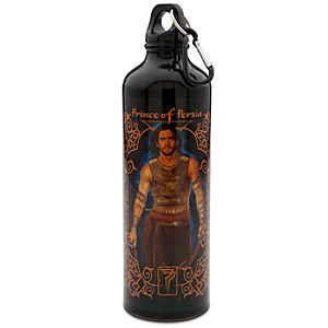 Prince of Persia Aluminum Water Bottle