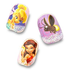 Disney Fairies Tinker Bell Press-On Nail Set -- 20-Pc.