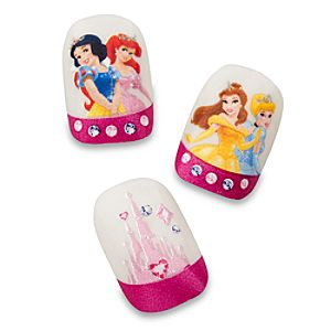 Disney Princess Press-On Nail Set -- 20-Pc.