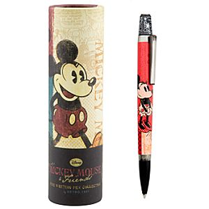Vintage Minnie Mouse Pen by Retro 51