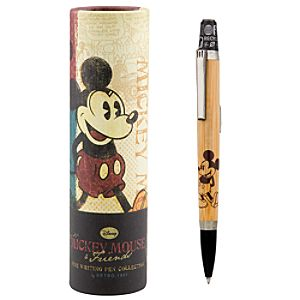 Bamboo Mickey Mouse Pen by Retro 51