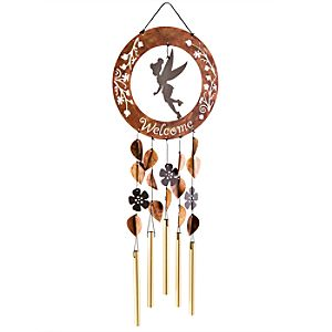 Tinker Bell Icon Wind Chime