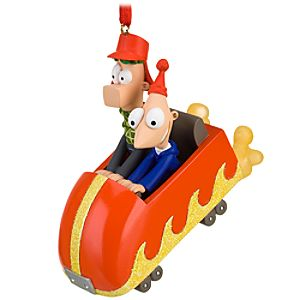 Phineas and Ferb Ornament
