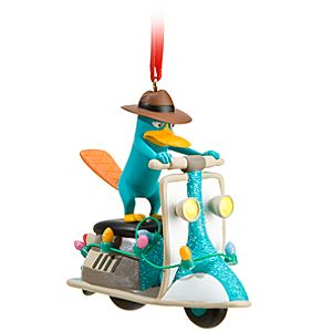 Phineas and Ferb: Agent P Ornament