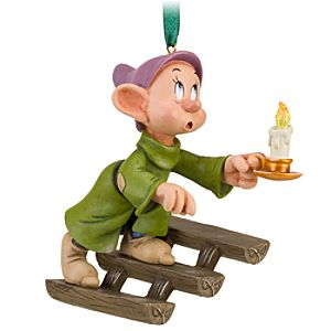 Dopey Ornament