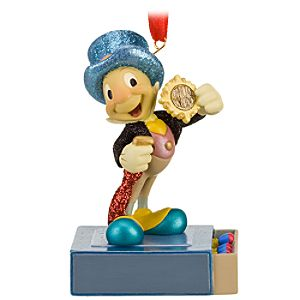 Jiminy Cricket Ornament
