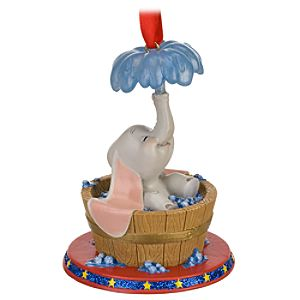 Baby Dumbo Ornament