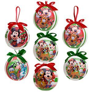 Disney Share the Magic Decoupage Ornament Set -- 7-Pc.