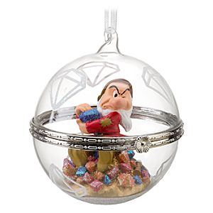 Limited Edition Bauble Grumpy Ornament