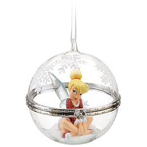 Limited Edition Bauble Tinker Bell Ornament