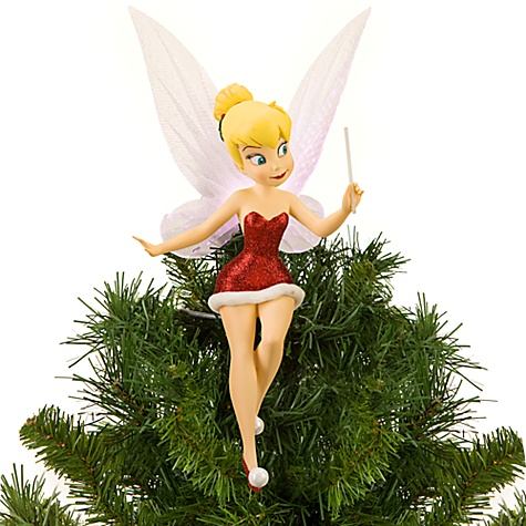 Light-Up Tinker Bell Tree Topper