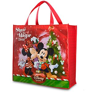 Share the Magic 2010 Minnie and Mickey Mouse Bag