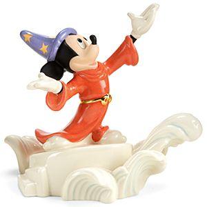 Mickeys Big Dreams Fantasia 70th Anniversary Figurine by Lenox
