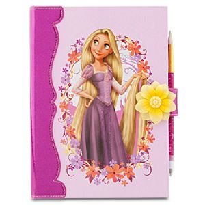 Fancy Tangled Rapunzel Journal and Pen Set