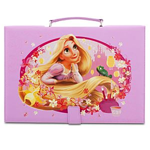 Table Top Tangled Rapunzel Easel Set -- 20 Pcs.