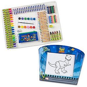 Toy Story 3 Desktop Activity Center - 110-Pc.