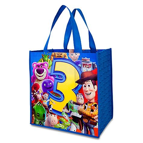 Reusable Toy Story 3 Tote