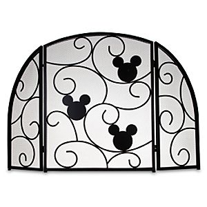 Mickey Mouse Fireplace Screen
