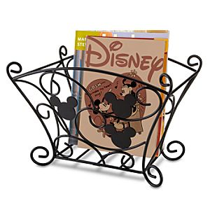 Mickey Mouse Magazine Holder