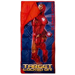 Iron Man 2 Sleeping Bag