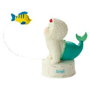 Snowbabies Mini Ariel Figurine