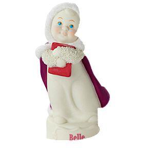 Snowbabies Mini Belle Figurine