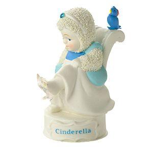 Snowbabies Mini Cinderella Figurine