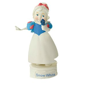 Snowbabies Mini Snow White Figurine