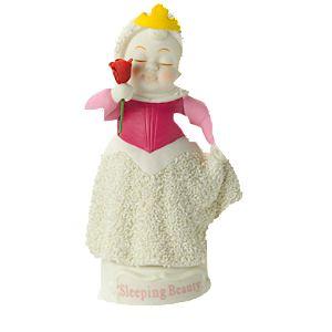 Snowbabies Mini Sleeping Beauty Figurine
