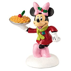 Minnies Diner Minnie Mouse Figurine by Dept. 56