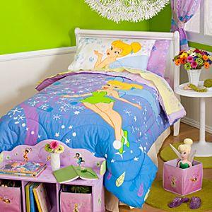 Pixie Dust Tinker Bell Comforter