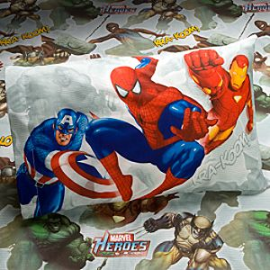 Team Marvel Heroes Sheet Set