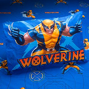 Wolverine Sheet Set -- Twin