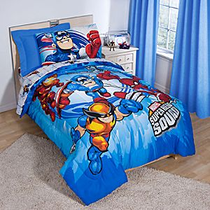 Marvel Super Hero Squad Comforter