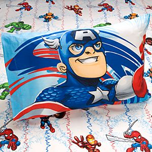 Marvel Super Hero Squad Sheet Set