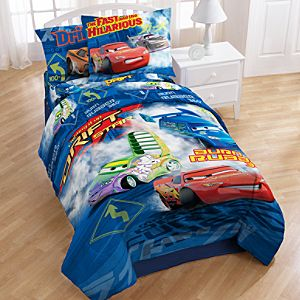 Drift Disney Cars Comforter