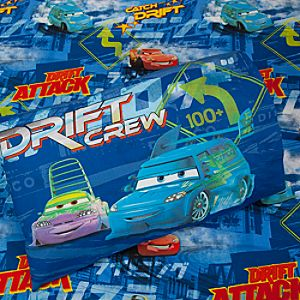 Drift Disney Cars Sheet Set