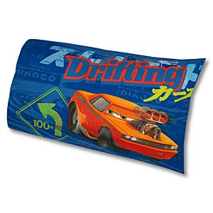 Drift Disney Cars Pillowcase