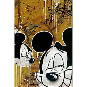 Slick Bloc28 Mickey Mouse Wall Graphic by Fathead - Part One