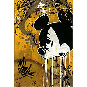 Slick Bloc28 Mickey Mouse Wall Graphic by Fathead - Part Two
