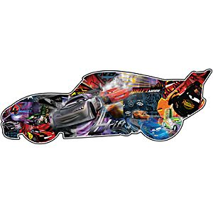 Disney Cars Montage Wall Graphic Set by Fathead -- 8-Pc.